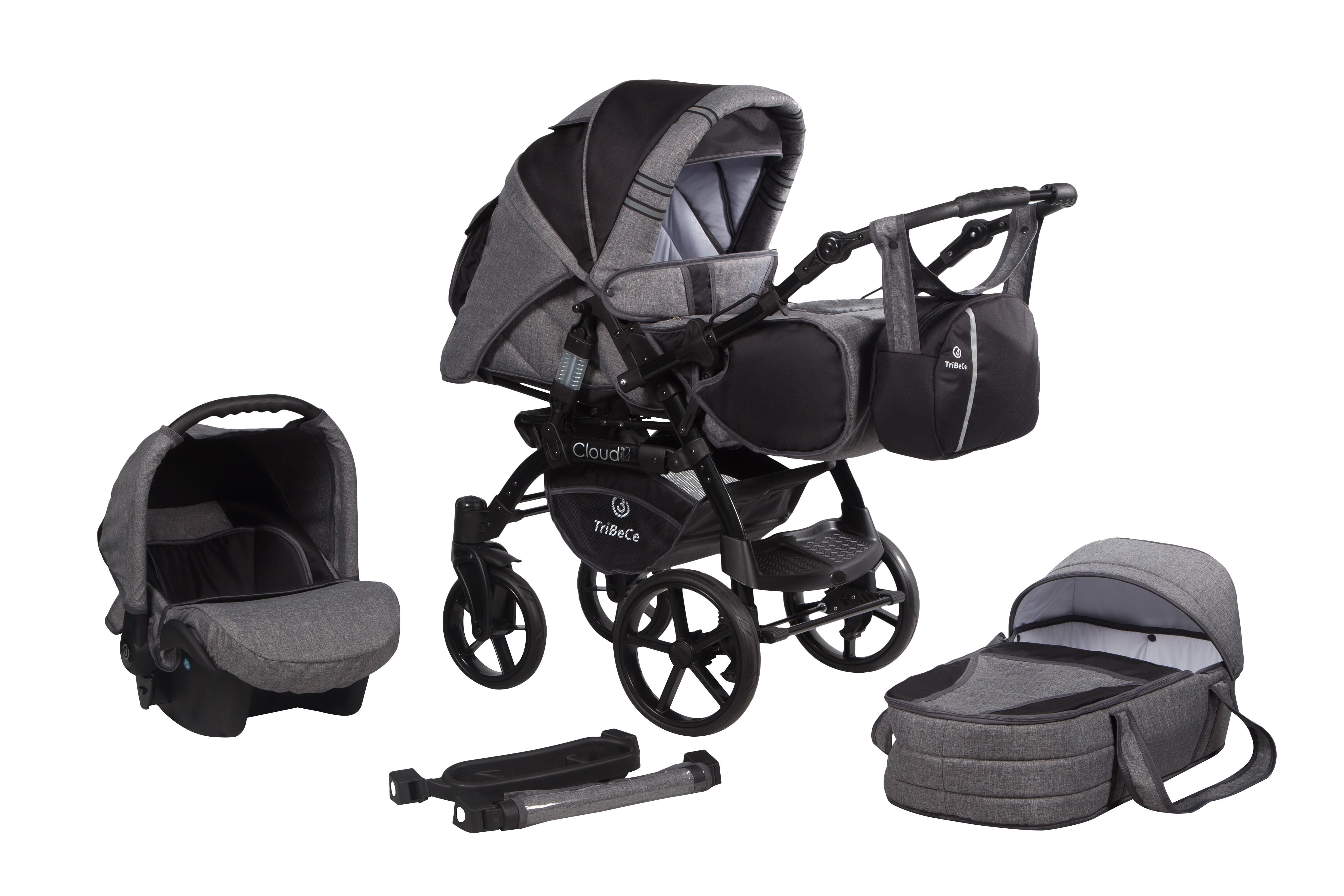 wózek Cloud Baby Merc wielofunkcyjny 3w1