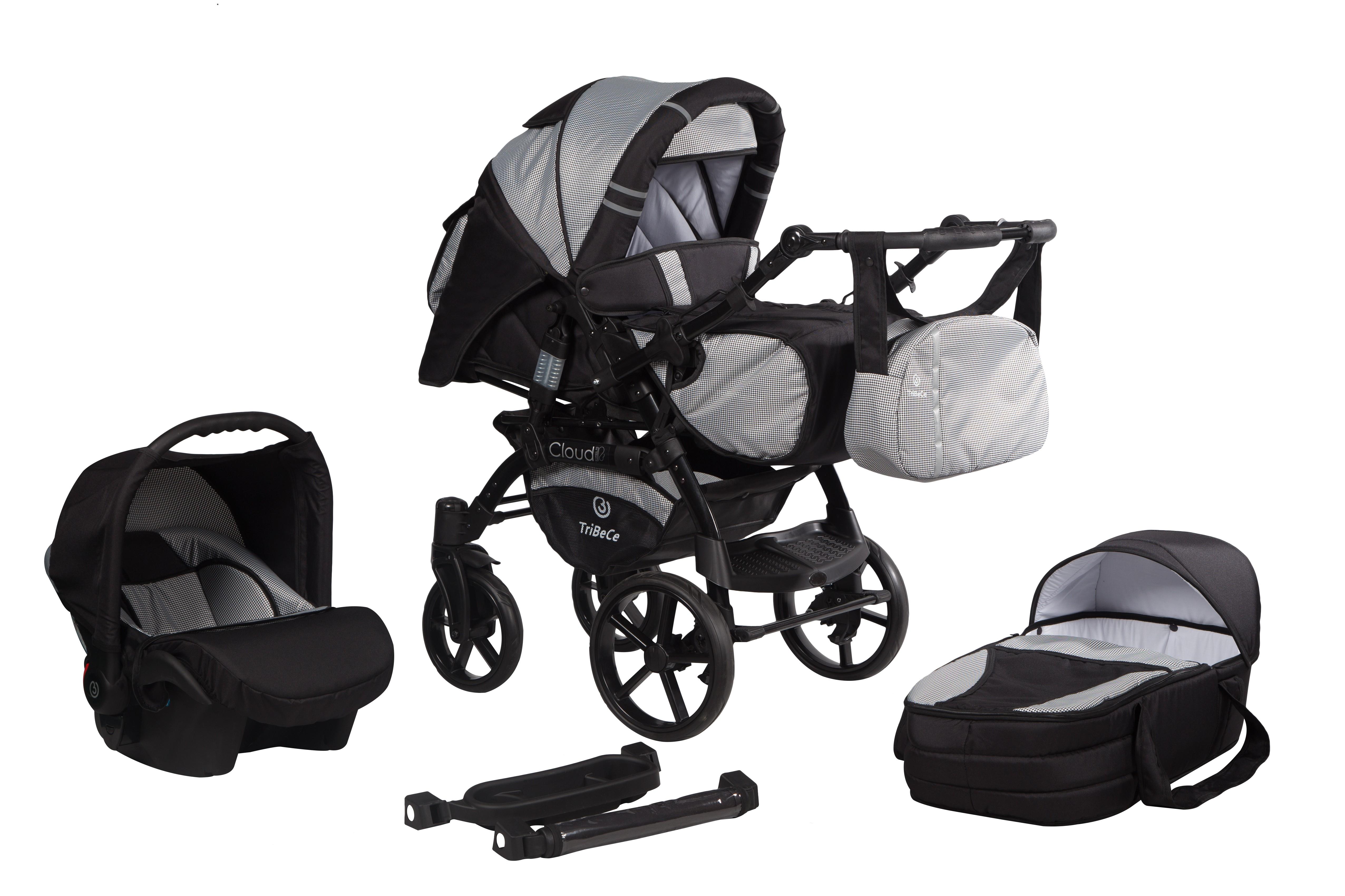 wielofunkcyjny wózek dzieciecy Cloud Baby Merc