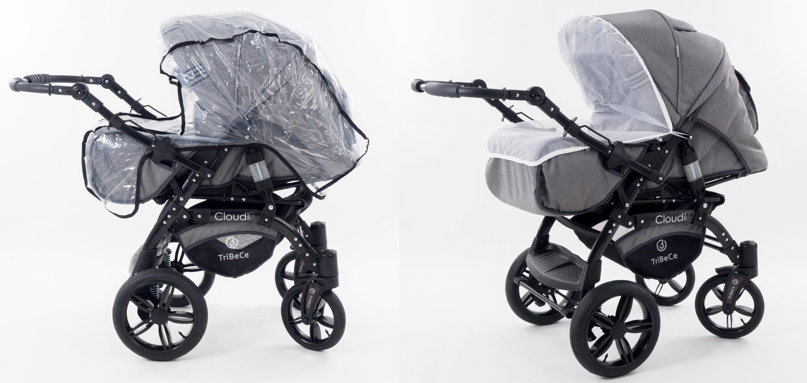 wielofunkcyjny wózek dzieciecy Cloud