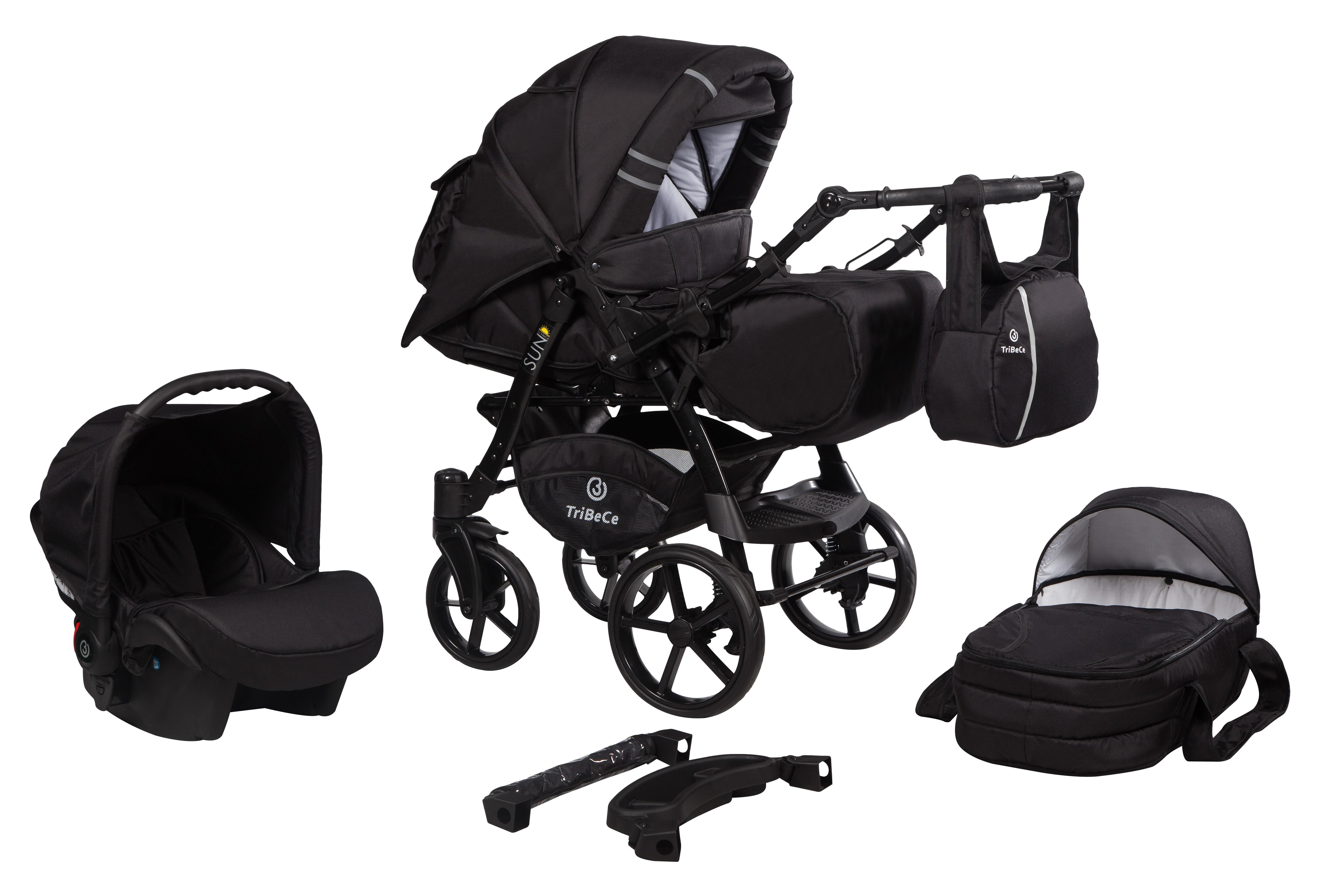 wózek dziecięcy Baby Merc Tribece Sun