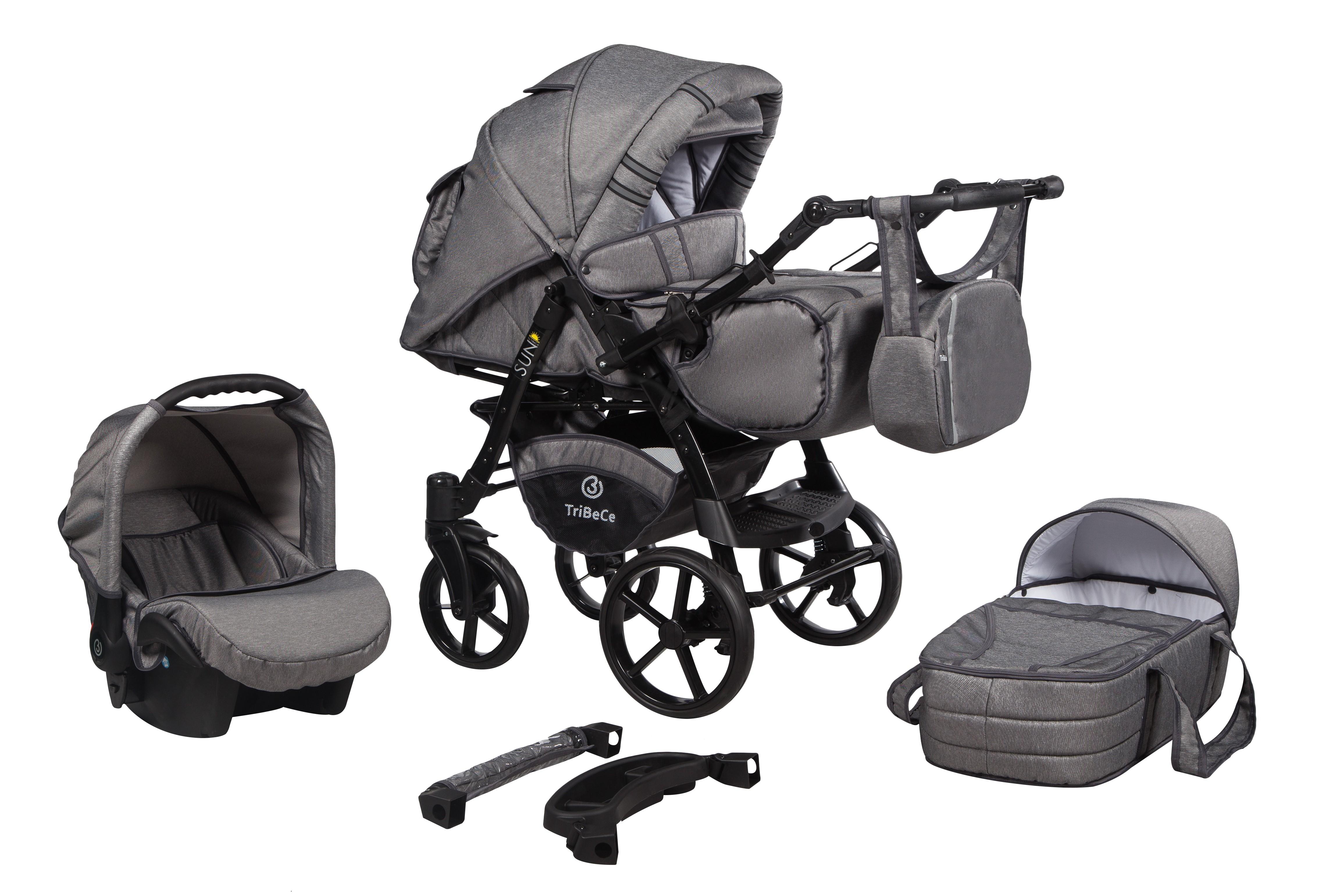 wózek dziecięcy Tribece Sun Baby Merc Dadi Shop