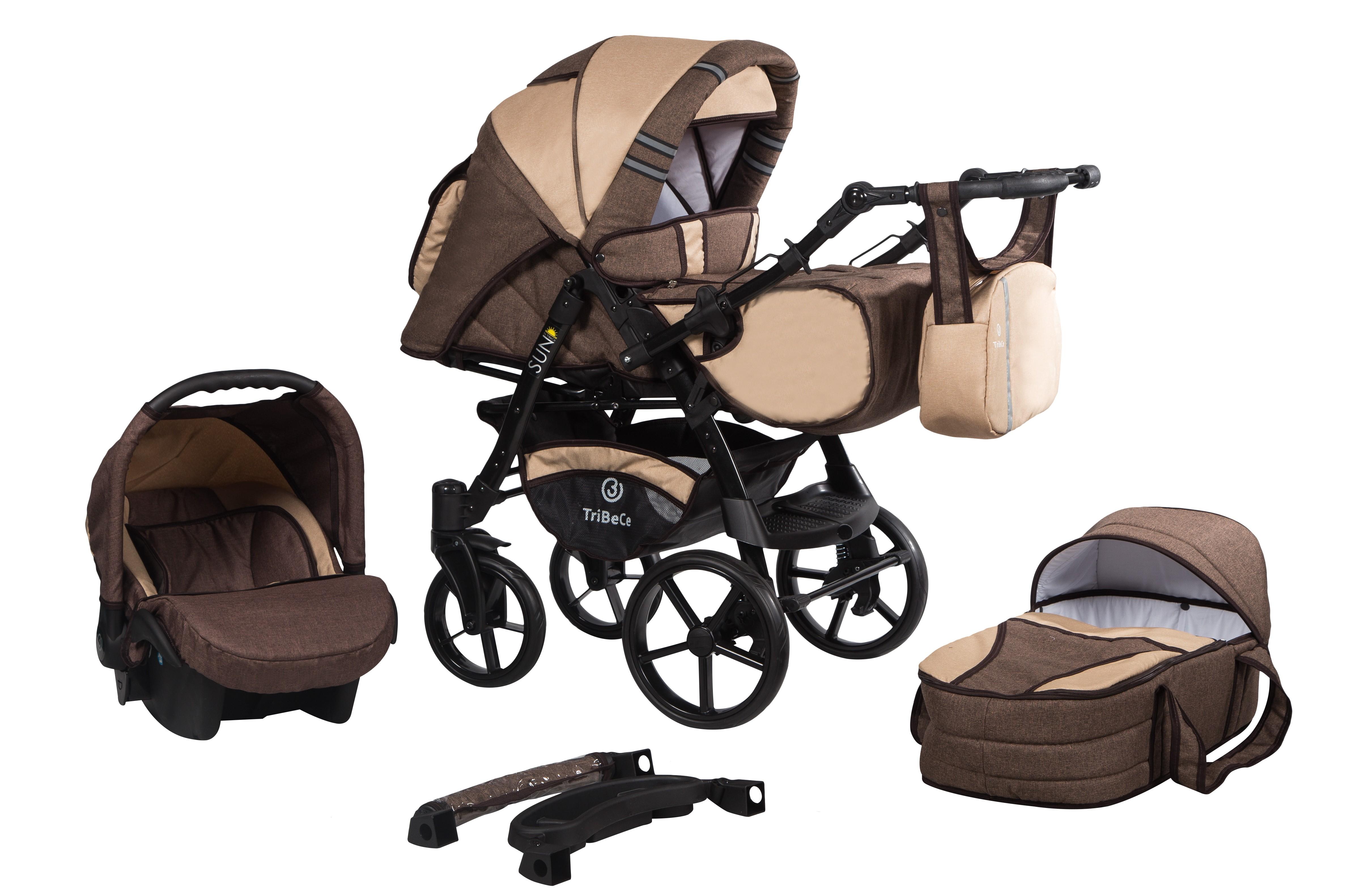 Tribece Sun Baby Merc wózek wielofunkcyjny