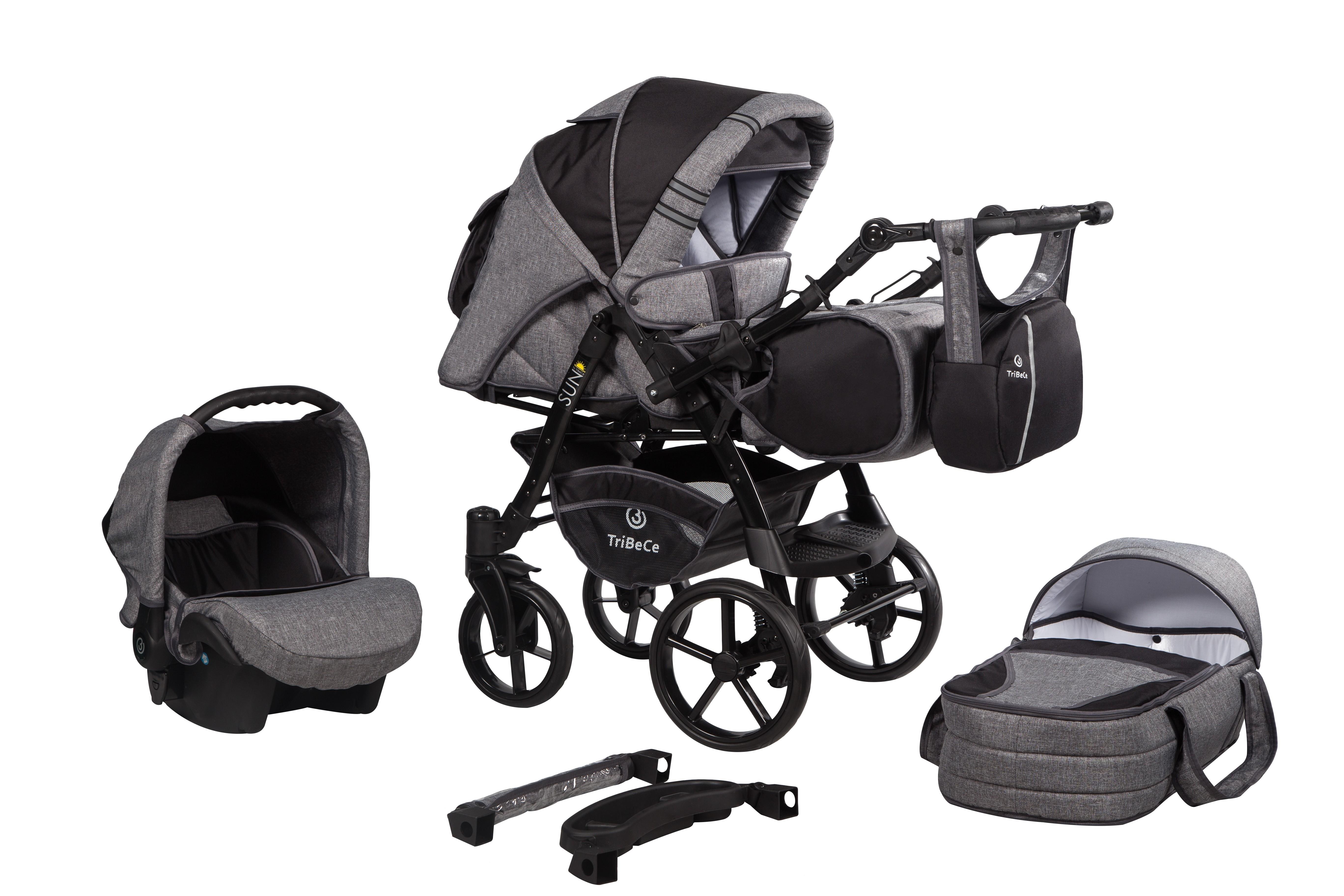 wózek Baby Merc Tribece Sun