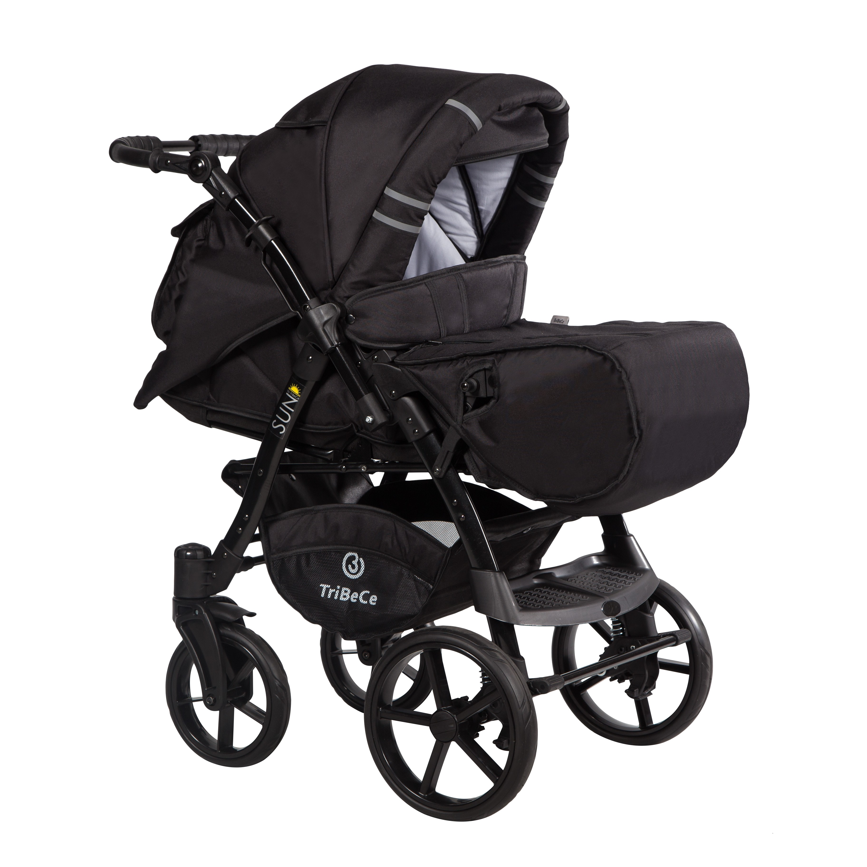 wózek dziecięcy Trbece Sun Baby Merc