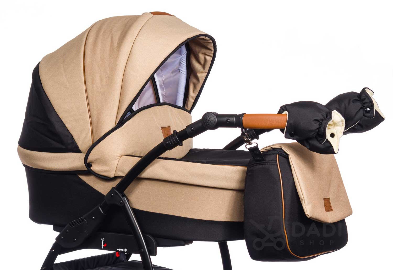 wózek Verso Paradise Baby wielofunkcyjny dziecięcy gondola Dadi Shop