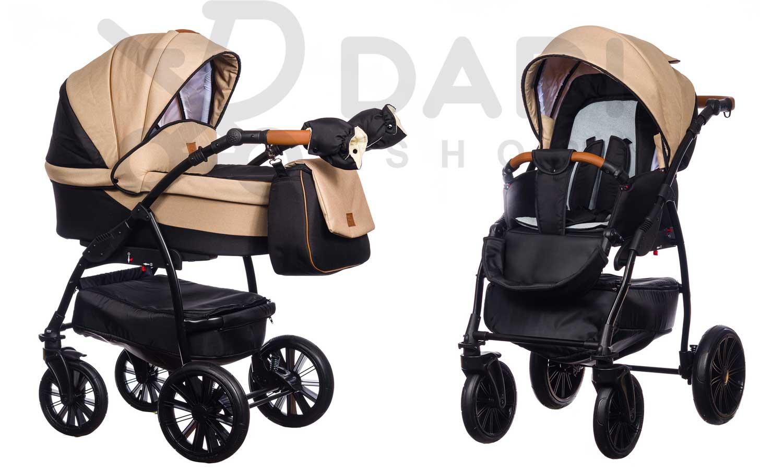 wózek dziecięcy Verso wielofunkcyjny paradise Baby spacerówka gondola dadi shop