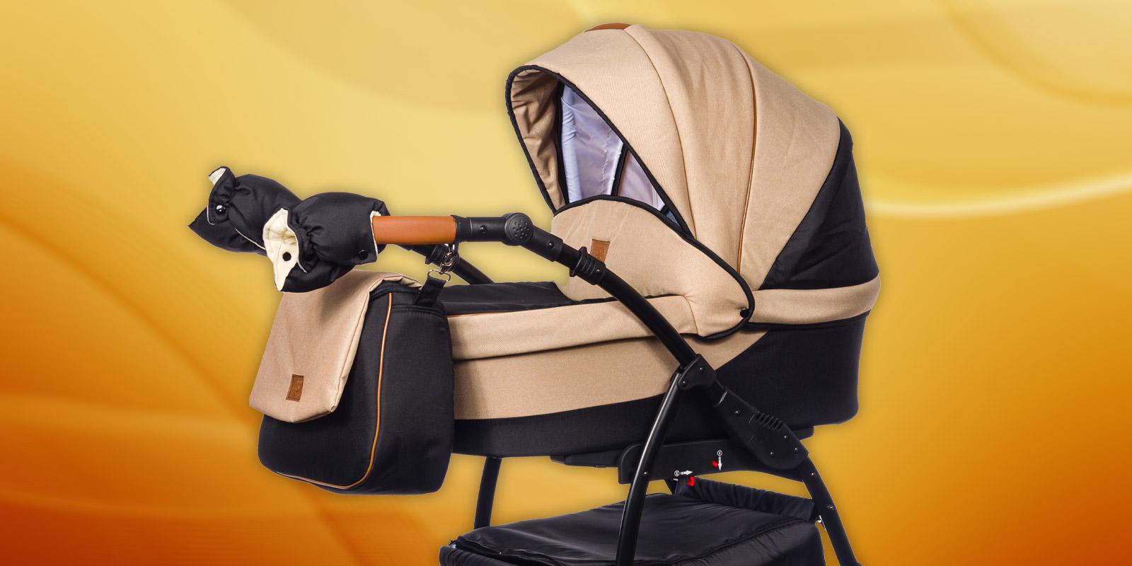 wózek dziecięcy wielofunkcyjny Verso Paradise Baby