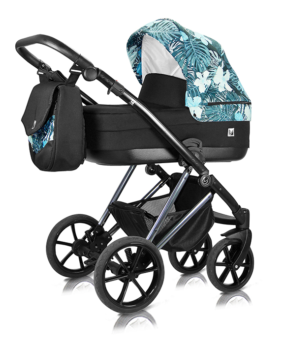 wielofunkcyjny wózek Vivaio Less Milu Kids