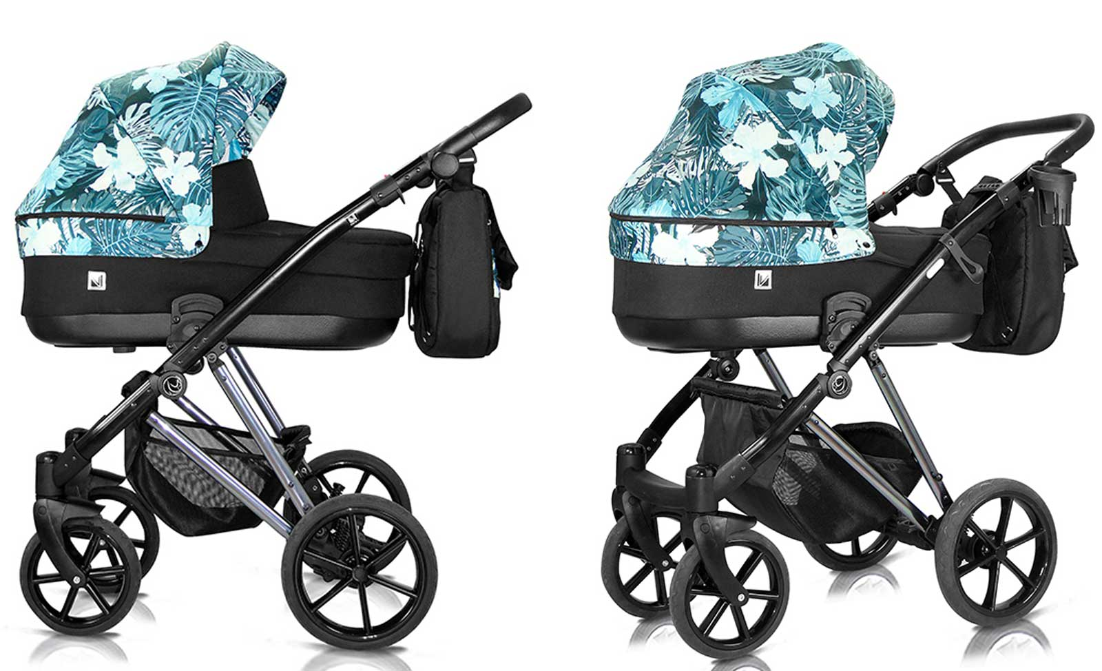 wózek dziecięcy Milu Kids Vivaio Less gondola
