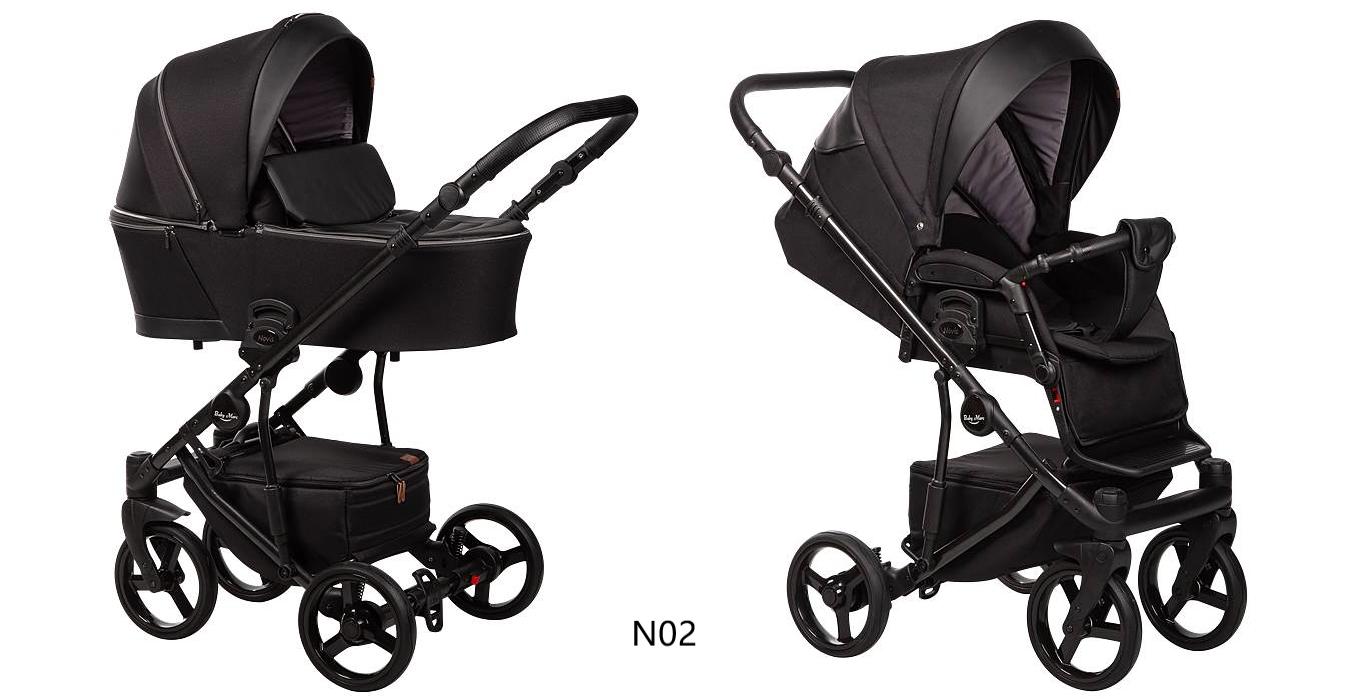novis Baby Merc wózek dziecięcy wieolofunkcyjny kolor 3
