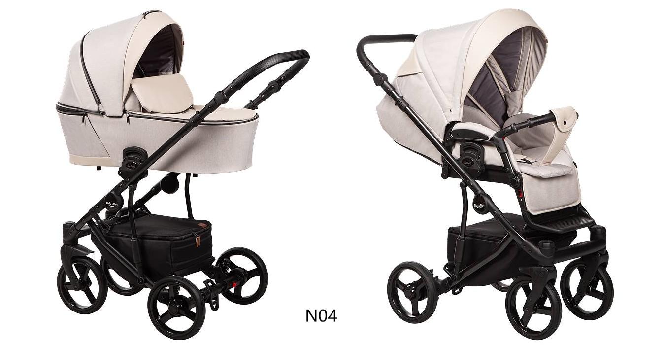 novis Baby Merc wózek dziecięcy wielofunkcyjny kolor6