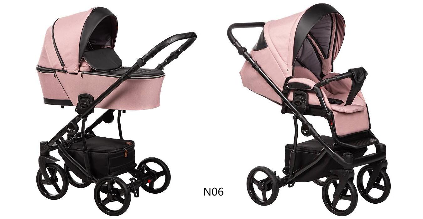 novis Baby Merc wózek wielofunkcyjny specyfikacja