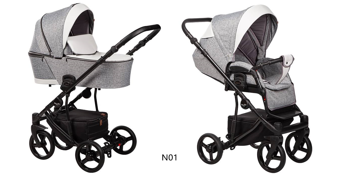 novis Baby Merc wózek dziecięcy wielofunkcyjny kolor2