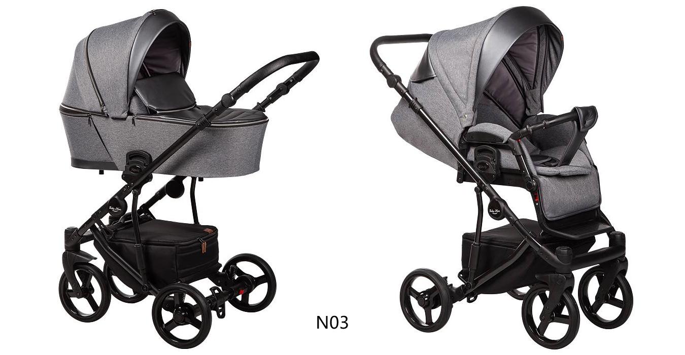 Novis Baby Merc wózek dziecięcy wielofunkcyjny kolor 4