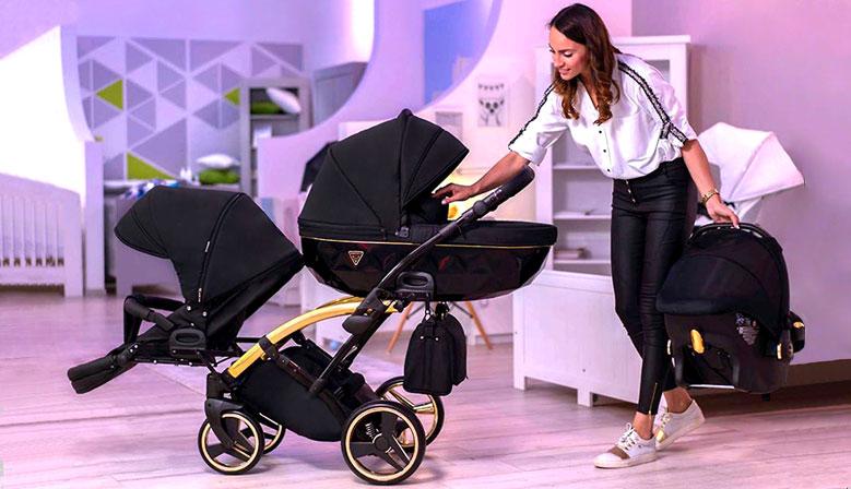 Nowoczesny wózek dzieciecy Modo Next Wiejar