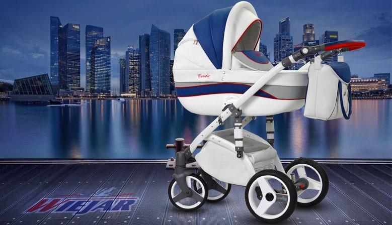 Dadi-Shop wózki dziecięce wielofunkcyjne w najniższych cenach