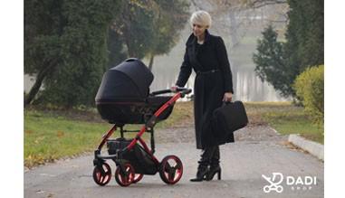 Tako Junama Diamond Indywidual wózek dziecięcy wielofunkcyjny