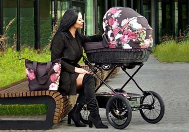Nowoczesne, lekkie wózeki kompaktowe, wielofunkcyjne Firmy Lonex