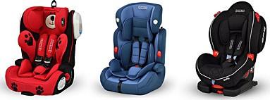 Bezpieczne foteliki samochodowe dla twojego dziecka